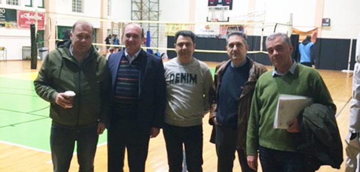 Συνάντηση του υποψηφίου δημάρχου Γ. Κατσικογιάννη με τον αθλητικό σύλλογο «Φοίβος»