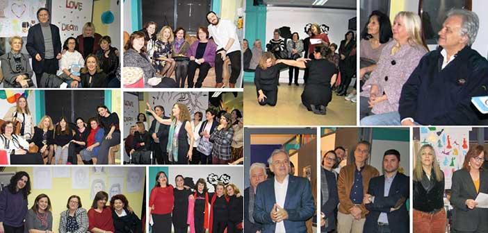Πώς γιόρτασε ο Δήμος Αγ. Παρασκευής την Παγκόσμια Ημέρα της Γυναίκας