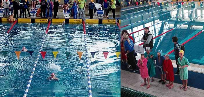 12 μετάλλια για τους αθλητές του Δήμου Αμαρουσίου σε διαδημοτικούς αγώνες κολύμβησης