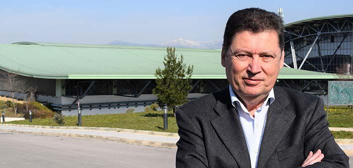 Ο Γ. Μανιάτης υποψήφιος δημοτικός σύμβουλος Γαλατσίου με τον Γ. Μαρκόπουλο