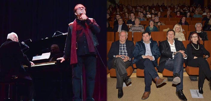 Στη μουσική βραδιά για το «Νέο Κύμα» ο δήμαρχος Λυκόβρυσης – Πεύκης