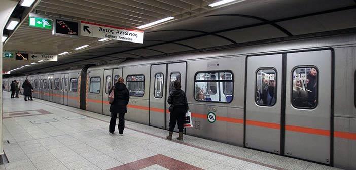Αποκαταστάθηκε η κυκλοφορία του Μετρό στο τμήμα Δ. Πλακεντίας – Αεροδρόμιο