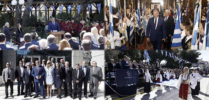 Γ. Πατούλης: Σήμερα είναι μέρα μνήμης, αλλά και εθνικής αφύπνισης