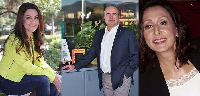 Δύο ακόμη γυναίκες υποψήφιες με τον Νίκο Μπάμπαλο