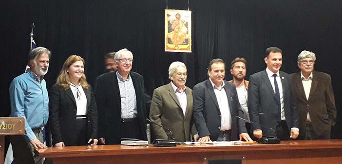 Οι θέσεις του Π. Βραχνού για τα θέματα των εργαζομένων του Δήμου Αμαρουσίου