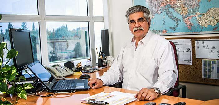 Με την Πεντέλη 2020 κατεβαίνει στις εκλογές ο Ανδρέας Κόντης