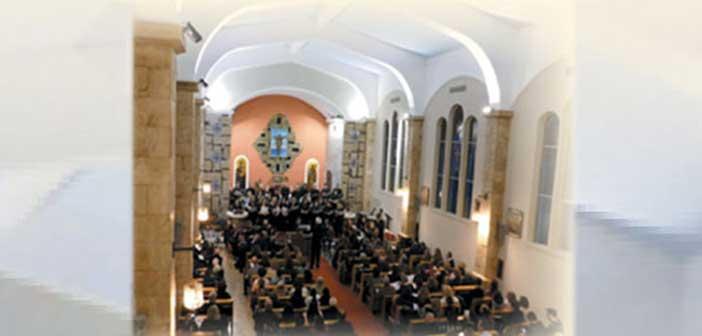 Πασχαλινή συναυλία στην Καθολική Εκκλησία Ψυχικού