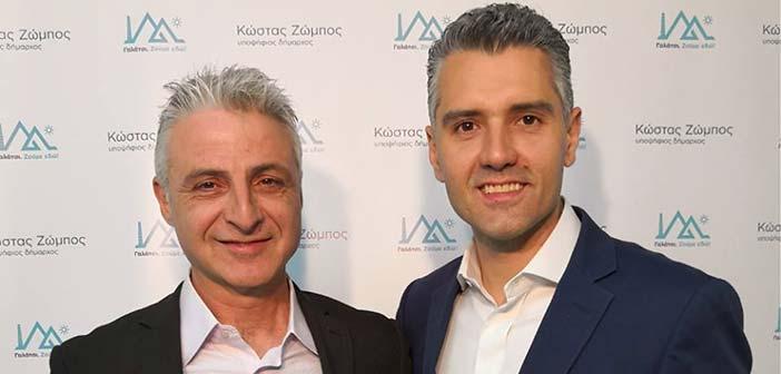 Υποψήφιος με το Γαλάτσι – Ζούμε Εδώ ο Μ. Κουφόπουλος