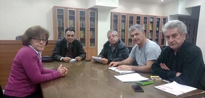 Συνάντηση Αντικαπιταλιστικής Ανατροπής στην Αττική με φορείς Βαρνάβα και Γραμματικού