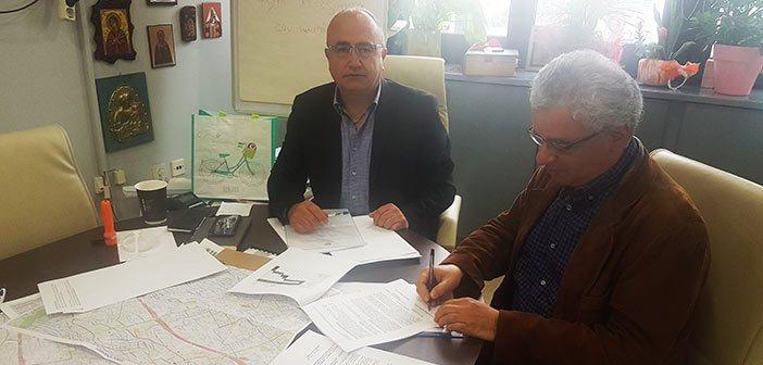 Ξεκινά η κατάρτιση μελέτης του ΣΒΑΚ Δήμου Ηρακλείου Αττικής