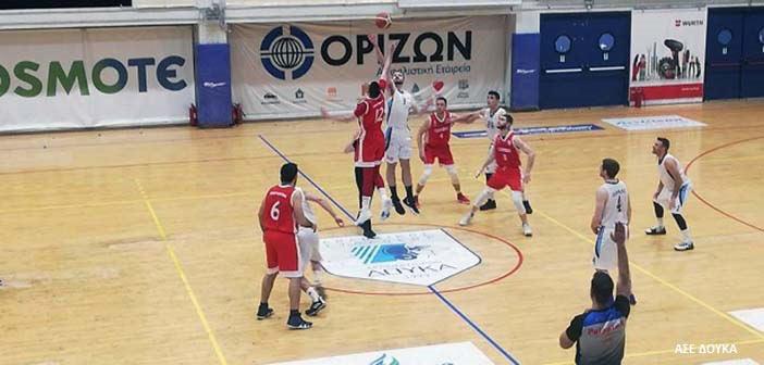 26η αγωνιστική Β' Εθνικής μπάσκετ: Μεγάλη νίκη του Πανερυθραϊκού επί του Δούκα – «Ροζ φύλλο» και για Παπάγο – Πεντέλη