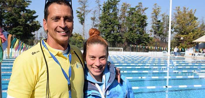 Δύο νέα εθνικά ρεκόρ στους αγώνες ελεύθερης κατάδυσης στο κολυμβητήριο Γαλατσίου