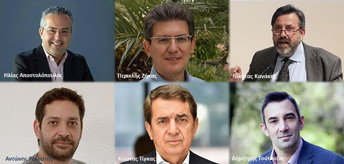 ΑΥΤΟΔΙΟΙΚΗΤΙΚΕΣ ΕΚΛΟΓΕΣ 2019: Το «Ε» συζητά με τους υποψηφίους δημάρχους στον Παπάγο-Χολαργό