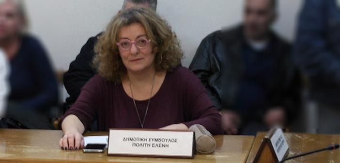 Τη Νατάσα Κοσμοπούλου «κατεβάζει» στη Δ.Κ. Πεντέλης η Συμπολιτεία