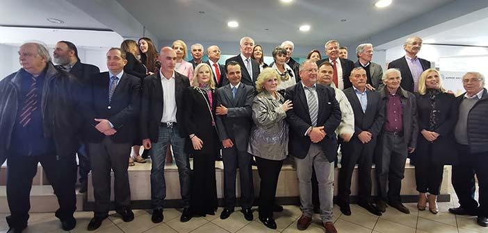 Μπορούμε όλοι μαζί για το Χαλάνδρι: Παρουσίαση των πρώτων υποψηφίων δημ. συμβούλων