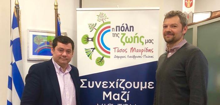 Στην παράταξη Η Πόλη της Ζωής μας ο Χρήστος-Στέφανος Μαστρογιαννόπουλος