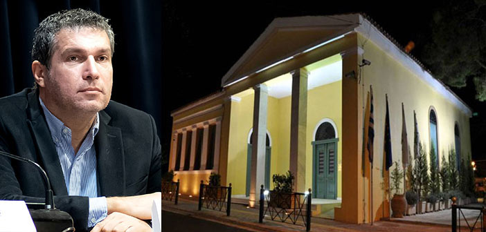 Ν. Πέππας: Στόχος μας να «ανθούν» στο Μαρούσι το Πνεύμα, οι Τέχνες και ο Πολιτισμός