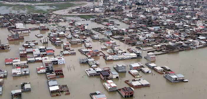 Ιράν: 70 νεκροί από τις πλημμύρες- εκκενώνονται περιοχές