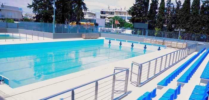 Στις 15/4 ξεκινά κανονικά η λειτουργία του Δημοτικού Κολυμβητηρίου Λυκόβρυσης