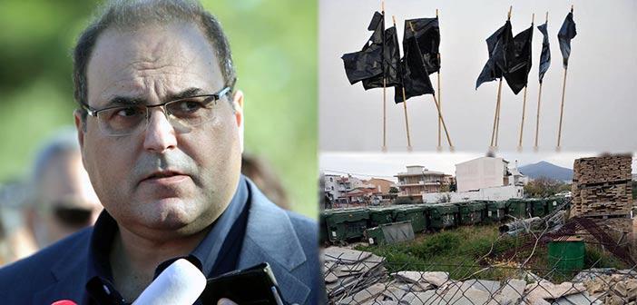 ΧΕΥ9 στο Χαλάνδρι: Αμετάπειστος ο δήμαρχος, ανυποχώρητοι οι κάτοικοι του Πατήματος