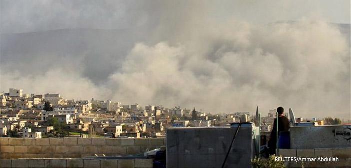 Συρία: «10 άμαχοι νεκροί» σε βομβαρδισμό με ρουκέτες στην Ιντλίμπ