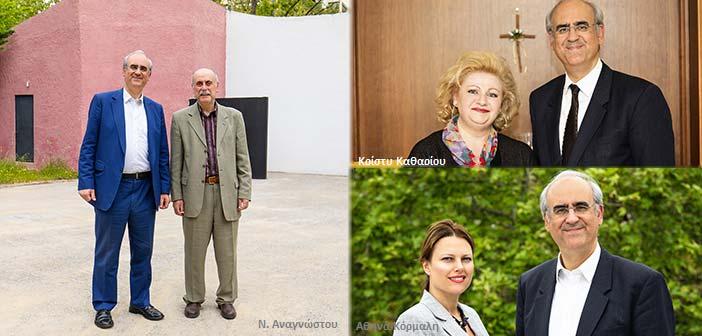 Τρεις νέες υποψηφιότητες με τον Γιώργο Θωμάκο