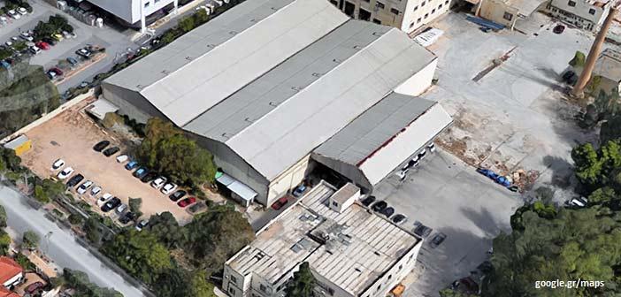 Αποκατάσταση δικτύου πυρασφάλειας σε κτήριο του Δήμου Αγίας Βαρβάρας