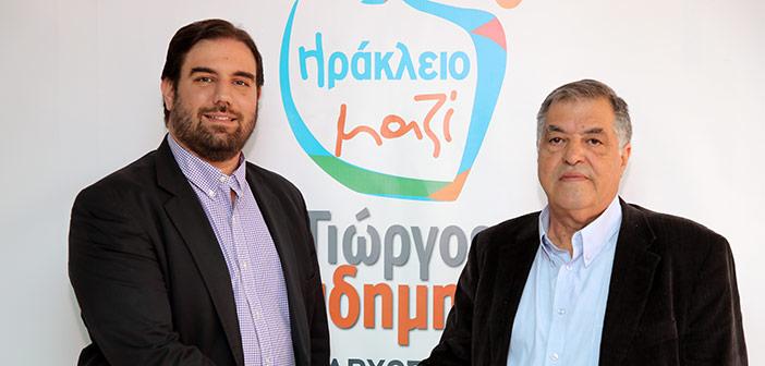 Π. Χυτίρογλου: Με τον Γ. Παπαδημητρίου θα αγωνισθούμε για έναν Δήμο-πρότυπο