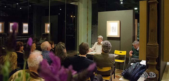 Η Ενότητα παρουσίασε το εκλογικό της πρόγραμμα στον Χώρο Τέχνης Zivas Art