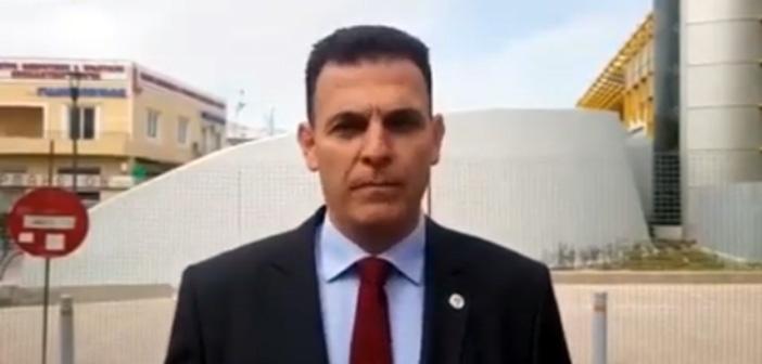 Δέσμευση για την αισθητική αποκατάσταση της πλατείας Ευτέρπης από τον Γ. Καραμέρο