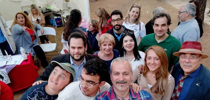 Οι Πολίτες σε Δράση Λυκόβρυση – Πεύκη Μαζί επισκέφθηκαν το Φεστιβάλ Παιδιού