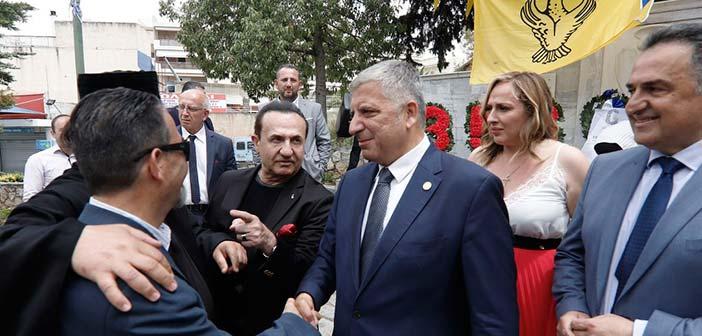 Γ. Πατούλης: Υποχρέωσή μας ο σεβασμός στη μνήμη των θυμάτων της Γενοκτονίας του Ελληνισμού του Πόντου