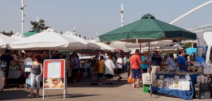 Σταθερό ενδιαφέρον των καταναλωτών για τις δράσεις διάθεσης αγροτικών προϊόντων του Δήμου Αμαρουσίου