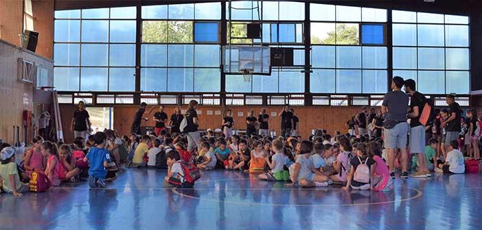 Ξεκίνησε το Αθλητικό Camp Δήμου Γαλατσίου