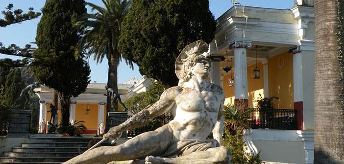 Απάντηση ΕΤΑΔ Α.Ε. στα δημοσιεύματα  σχετικά με τη ζημιά στην οροφή του Αχιλλείου Μουσείου Κέρκυρας