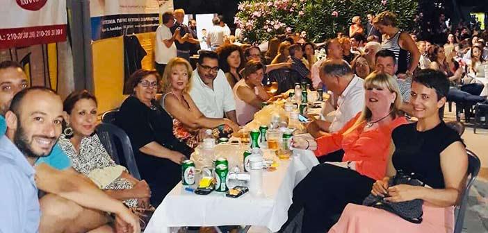 Στην ετήσια γιορτή του Κλήδονα και ο Δήμος Μπροστά+