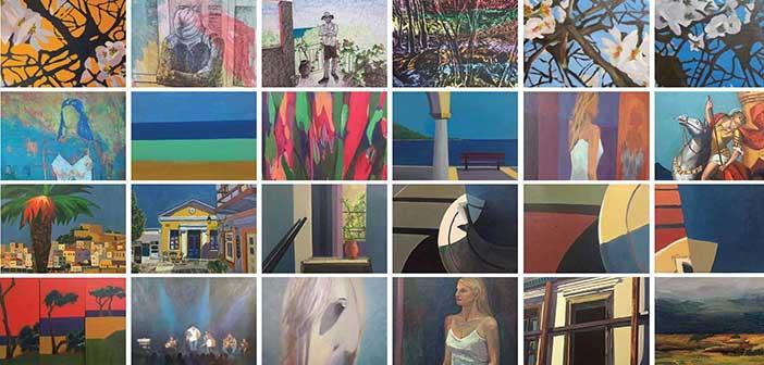Έκθεση Ζωγραφικής από το Εργαστήριο Ζωγραφικής Ενηλίκων του ΠΕΑΠ