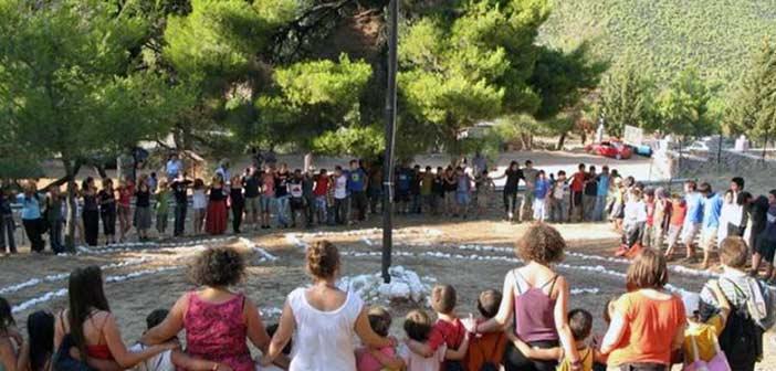 Τα παιδιά των Βριλησσίων κατασκηνώνουν στη Γαλλία