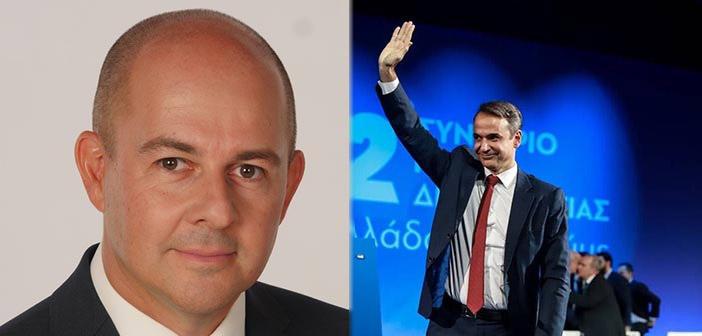 Νίκος Κωστόπουλος: Ο Κυριάκος Μητσοτάκης είναι η τελευταία ελπίδα της Μεταπολίτευσης
