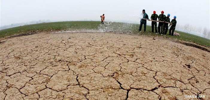 1,8 δισεκατομμύρια άνθρωποι θα βιώσουν απόλυτη λειψυδρία έως το 2025