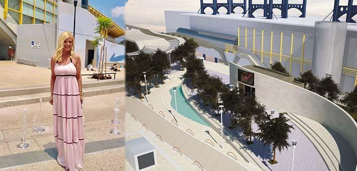Υπό την αιγίδα του Ομίλου για την UNESCO Β.Π. τα εγκαίνια του νέου πάρκινγκ στο Μαρούσι