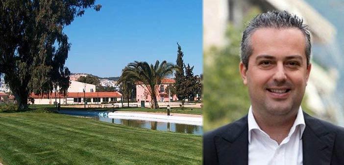 Ηλ. Αποστολόπουλος: Θα συνεχίσουμε τις προσπάθειες για υλοποίηση του σχεδίου για το Μητροπολιτικό Πάρκο Γουδή