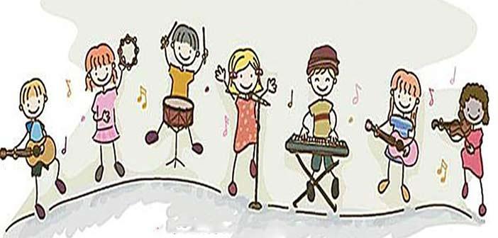 «Μουσικοπαιχνιδίσματα» από τα τμήματα μουσικοκινητικής αγωγής Carl Orff
