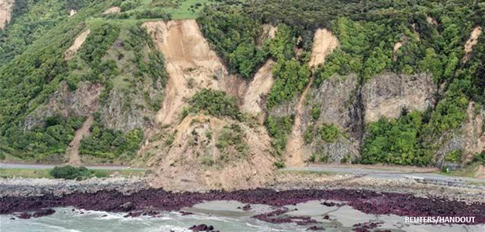 Nέα Ζηλανδία: Λήξη συναγερμού για τσουνάμι