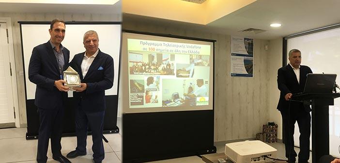 Ο Γ. Πατούλης στην ιδρυτική συνάντηση του Κυπριακού Δικτύου Υγιών Πόλεων