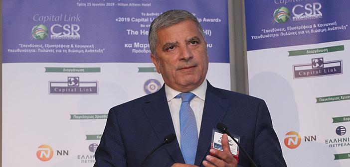 Στο 9ο Ετήσιο Συνέδριο της Capital Link ο Γιώργος Πατούλης
