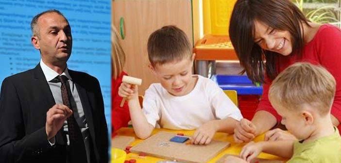 Στρ. Σαραούδας: Θα κάνουμε τα πάντα για να μην πάνε τα παιδιά της Μεταμόρφωσης σε κοντέινερ