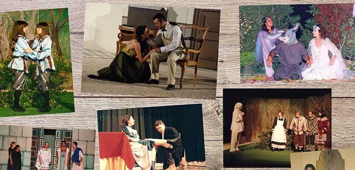 Τα 25 χρόνια του Θεατρικού Εργαστηρίου Χαλανδρίου «ξεδιπλώνονται» στο Θέατρο Ρεματιάς