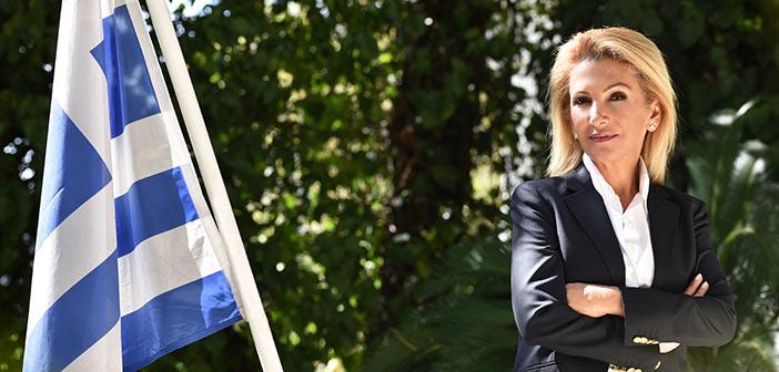 Ιωάννα Καλαντζάκου-Τσατσαρώνη: «Κύκνειο άσμα» μιας θλιβερής κυβέρνησης