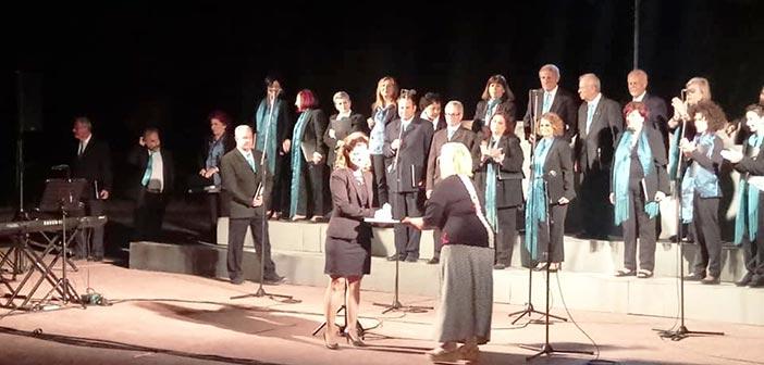 Η Μικτή Χορωδία ΠΕΑΠ στο Χορωδιακό Φεστιβάλ Δήμου Βριλησσίων